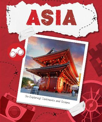 Asia by Steffi Cavell-Clarke