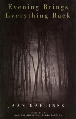 Evening Brings Everything Back by Jaan Kaplinski