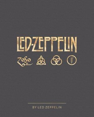 Led Zeppelin by Led Zeppelin book