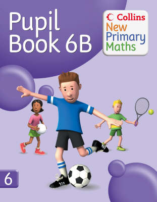 Pupil Book 6B by Peter Clarke