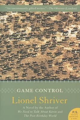 Game Control book