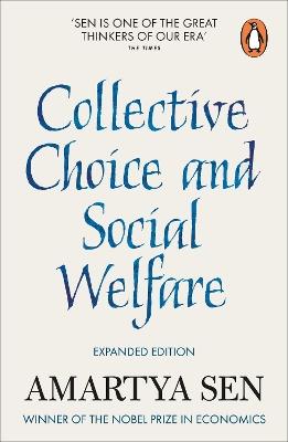 Collective Choice and Social Welfare book