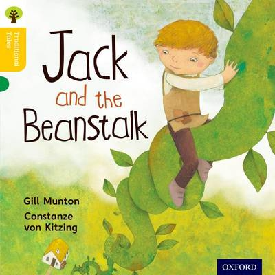 Oxford Reading Tree Traditional Tales: Level 5: Jack and the Beanstalk book