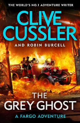 Grey Ghost by Clive Cussler