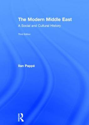 Modern Middle East by Ilan Pappe