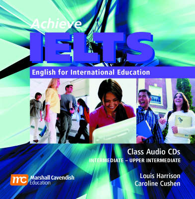 Achieve IELTS 1 - Class Audio CDs by Louis Harrison