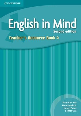 English in Mind Level 4 Teacher's Resource Book by Brian Hart
