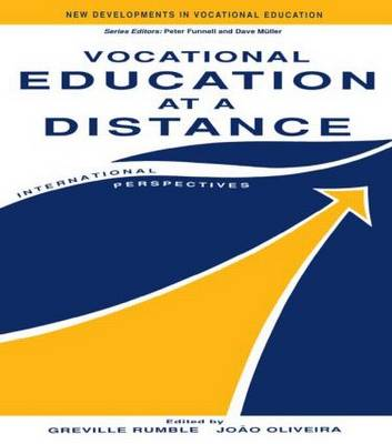 Vocational Education at a Distance book