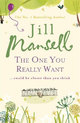 One You Really Want by Jill Mansell