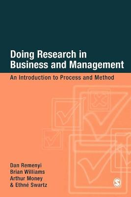 Doing Research in Business and Management book