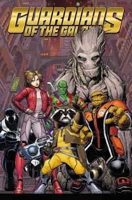 Guardians Of The Galaxy: New Guard Vol. 1: Emporer Quill book