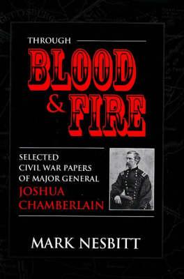 Through Blood and Fire by Mark Nesbitt