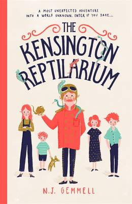 Kensington Reptilarium by N.J. Gemmell