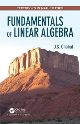 Fundamentals of Linear Algebra book