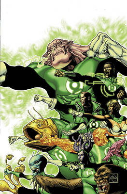 Green Lantern Corps Edge of Oblivion TP Vol 1 by Ethan Van Sciver