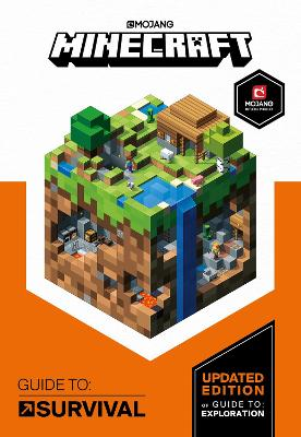 Minecraft Guide to Survival book
