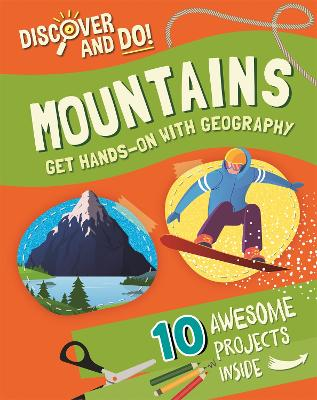 Discover and Do: Mountains by Franklin Watts