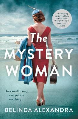 The Mystery Woman book