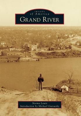 Grand River by Norma Lewis