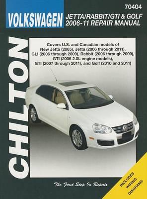 VW Jetta, Rabbit/GTi/Golf Automotive Repair Manual by Editors Of Haynes Manuals
