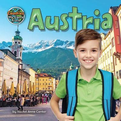 Austria by Rachel Anne Cantor