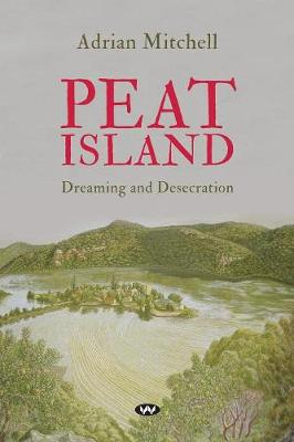 Peat Island by Adrian Mitchell