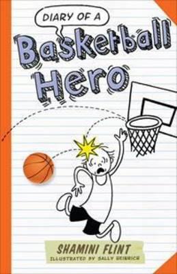 Diary of a Basketball Hero book