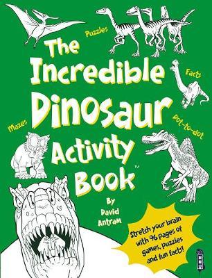 Incredible Dinosaurs Activity Book book