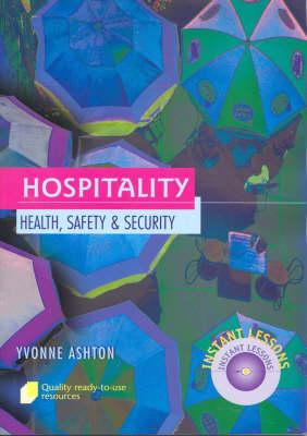 Hospitality by Yvonne Ashton