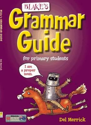 Blake's Grammar Guide book