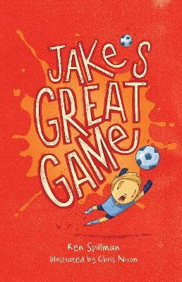 Jake's Great Game book