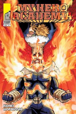 My Hero Academia, Vol. 21 by Kohei Horikoshi