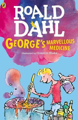 George's Marvellous Medicine book