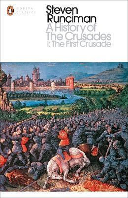 History of the Crusades I book