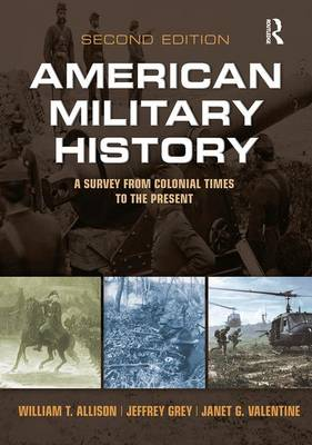 American Military History by Janet G. Valentine