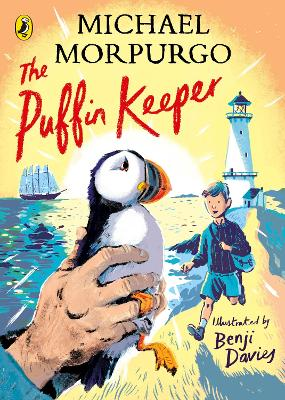 The Puffin Keeper book