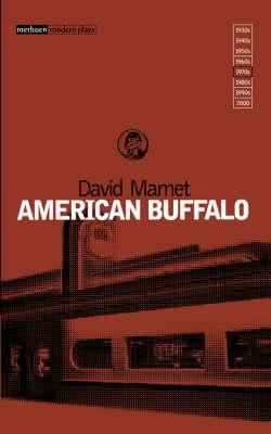 American Buffalo book