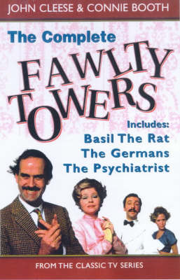 Complete Fawlty Towers by John Cleese