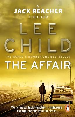 Jack Reacher: #16 The Affair book
