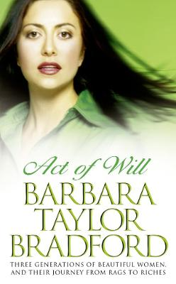 Act of Will by Barbara Taylor Bradford