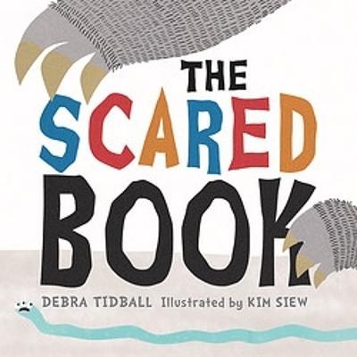Scared Book by Debra Tidball