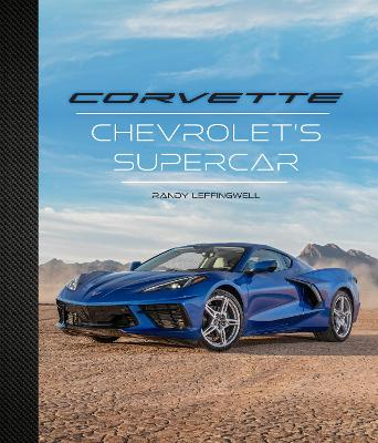 Corvette: Chevrolet's Supercar book