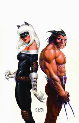 Wolverine & Black Cat book