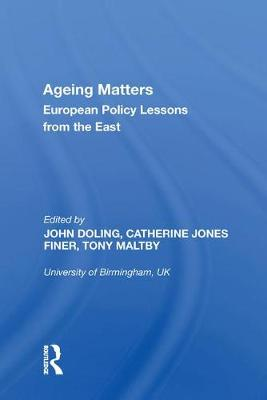 Ageing Matters by John Doling