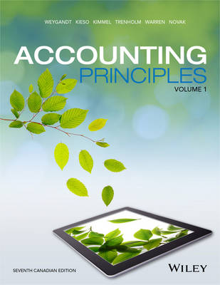 Accounting Principles, Volume 1 by Jerry J. Weygandt