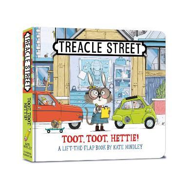 Toot, Toot, Hettie! book