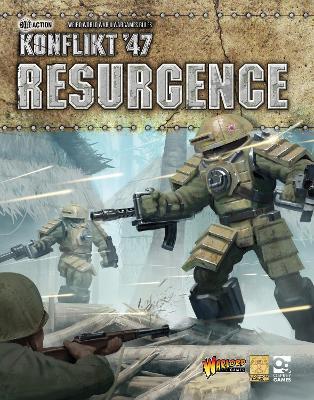 Konflikt '47: Resurgence by Warlord Games