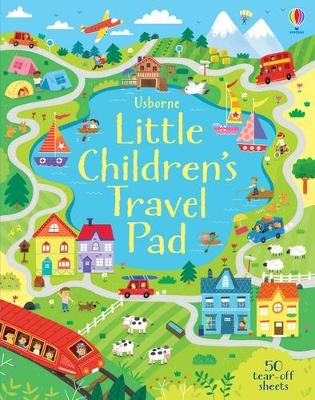 Little Children's Travel Pad by Kirsteen Robson