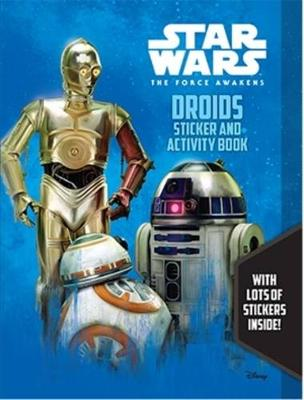Droids Sticker and Activity Book by Star Wars