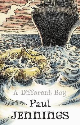A Different Boy book
